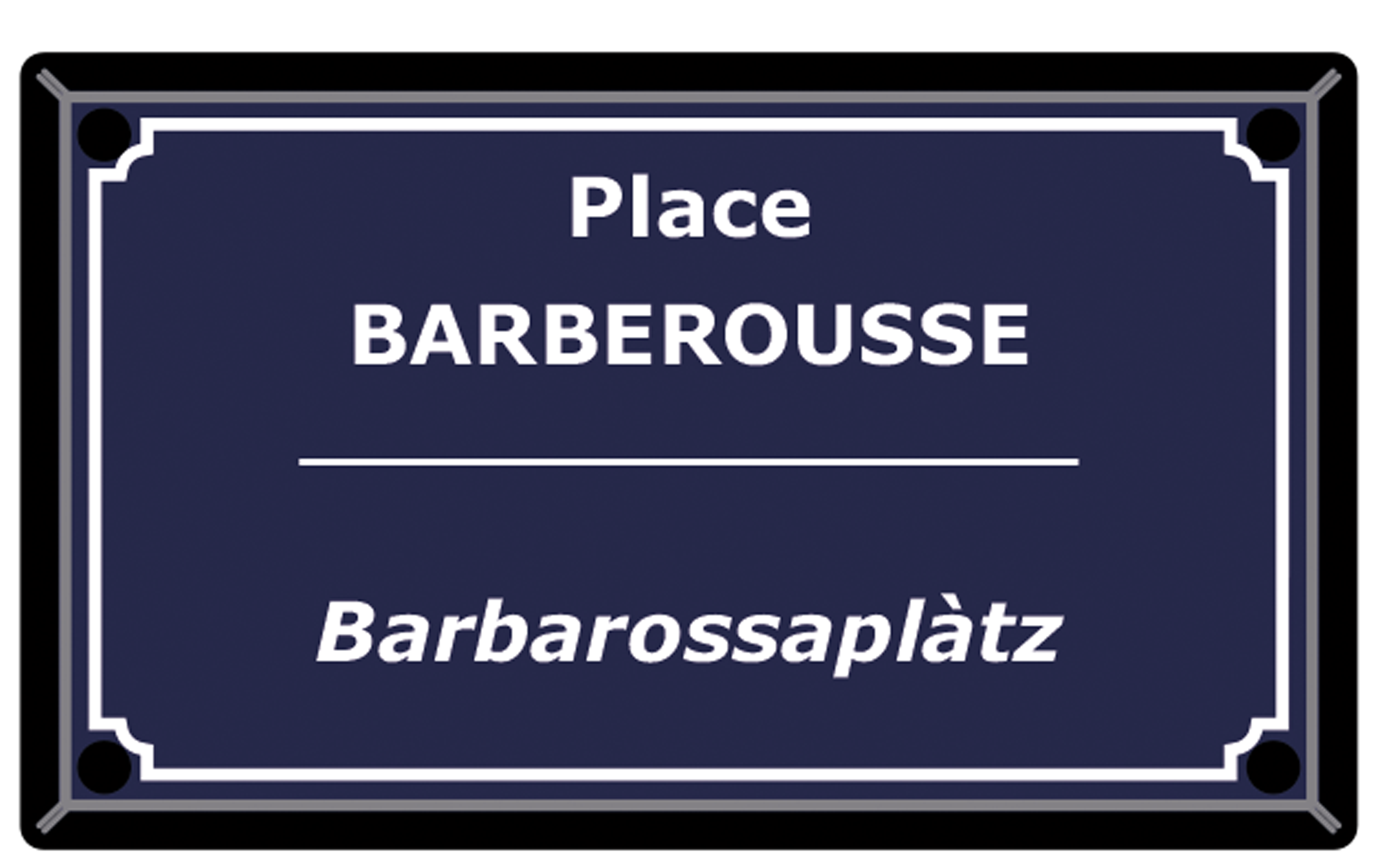 Place Barberousse